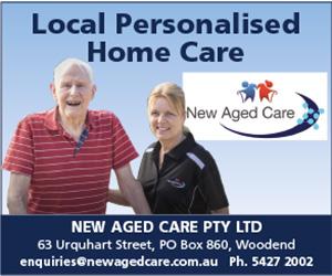 New aged care MREC